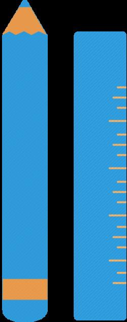 ruler-pencil